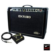 Amplificador Meteoro Nitrous Gs160 Cubo Guitar Pré Valvulado