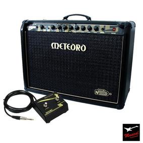 Amplificador Meteoro Nitrous Gs160 Cubo 160w Pré Valvulado