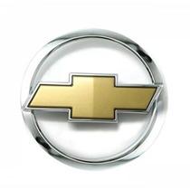 Emblema Grade Celta Prisma 2007 2008 2009 2010 Dourado