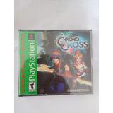 Chrono Cross Ps1 Nuevo Sellado Psone Psx Trigger Trqs