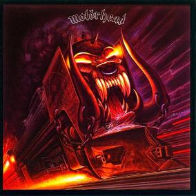 Motorhead - Orgasmatron - Cd Importado. Nuevo. Bonus