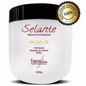 Forever Liss Selante Térmico Argan Oil 500g + Brinde!