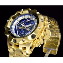 Relógio Invicta Venom Hybrid 16805 Dourado Top!