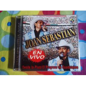 Joan Sebastian Cd En Vivo 2001
