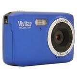 Vivitar Vx137-blu 10.1mp Digital Touch Screen Camera With 1