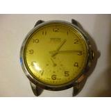Reloj Mentor 15 Jewels Swiss Made Diam3,8 Cm! Funciona Leer