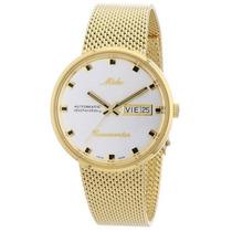 Relógio Mido Baroncelli Swiss Automatico Gold Plated