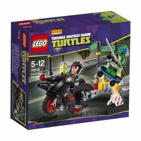 Lego Tartaruga Ninja Karai Bike Escape 79118