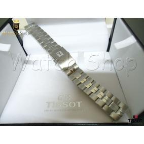 Pulseira De Aço Tissot Pr 100 T049 19mm - Original