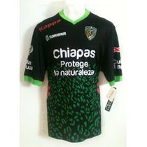 Jersey Jaguares De Chiapas (nuevo 100% Original)