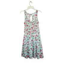 Vestido Bershka Semiuevo Flores Limpia Closet