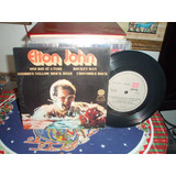 Elton John Compacto Vinil Duplo One Day At A Time