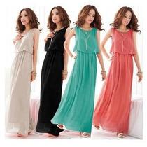 Vestidos Largos Elegantes Casuales Y Modernos