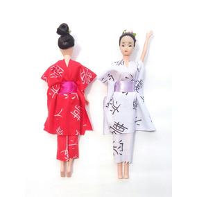 Boneca Yumi Irmã Do Yudi