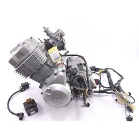 Motor Honda Cg 150 C/partida Revisado C/nota
