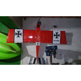Avion Rc Ugly Stick Completo Con Motor Os 40 +servos+radio