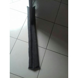 Minhocão Duplo Cobra Dupla Veda Porta 84cm Barra Vento Areia