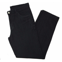 Calça Masculina Jeans Plus Size Pequeno Defeito 50 Ao 70