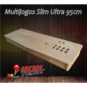 Caixa Multijogos Ultra Slim 95cm