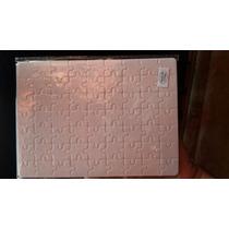 Rompecabezas Sublimacion De Carton 13x18 Cm Dan Vera