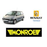 Amortiguador Delantero Gas Renault Twingo 8 Válvulas