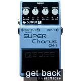 Pedal Boss Ch-1: Super Chorus