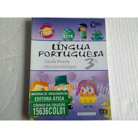 Língua Portuguesa 3º Ano Aprendendo Sempre. Manual Do Prof.