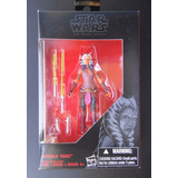 Star Wars Black Series - Ahsoka Tano 3.75 Clone Wars Nueva