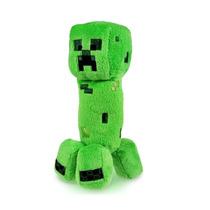 Boneco Pelucia Minecraft Creeper Verde Musical 25 Cm