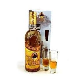 Tequila El Charro Gold Ou Silver