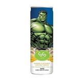 Coco Alegría Plátano Agua De Coco. Marvel Avengers (capitán