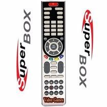 Controle Remoto Superbox Prime Hd Pronta Entrega