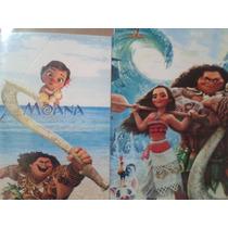 Princesa Moana & Maui Cajitas Feliz Dulceras 10 Pzas Disney