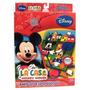 Mickey Mouse Amigos Esponjosos Juego Didactico