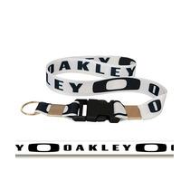 Chaveiro Oakley Cordão Branco