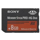 Sony 8 Gb Pro-hg Duo Hx Memory Stick Mshx8b (negro)