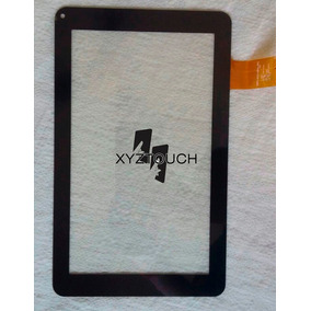 Touch Para Tablet 9 Pulgadas Tech Pad 970 Lh3025 3039 45 Pin