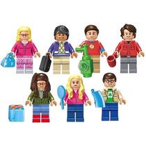 Sheldon Penny Raj La Teoria Del Big Bang Compatible Con Lego