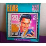 Elvis Presley Rompecabezas 550 Piezas Milton Bradley $15000