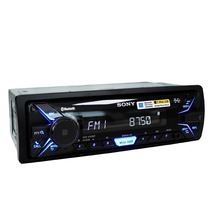 Autoestereo Sony Dsx-a400bt Bluetooth Usb