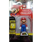 Figura De Mario Bross Articulada Jack Pacific