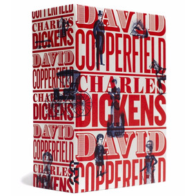 Livro David Copperfield Charles Dickens Cosac Naify