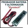 Probador De Baterias Y Alternadores Eurotech