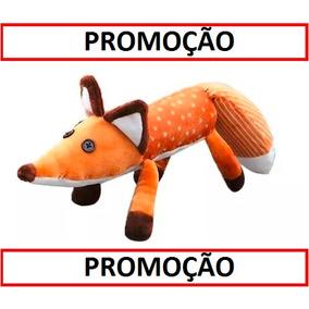 *promoção* Pelúcia Raposa Pequeno Príncipe 45cm Frete Grátis