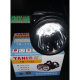 Linterna Frente Recargable Led Yani-7122 Minero Original