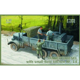Modelos Ibg 1/35 Segunda Guerra Mundial Einheits Diesel De