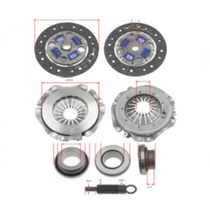 Kit De Clutch Chevrolet S-10 2.2 L L4 1996 1998