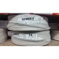 Cable Pot 14 Duplex Kobrex Rollo 100 Mts