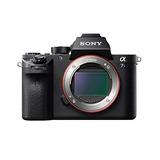 Camara Sony A7s Ii Ilce7sm2/b 12.2 Mp E-mount Camera With