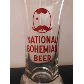 Vaso Cerveza National Bohemian Beer Baltimore Cantina Bar